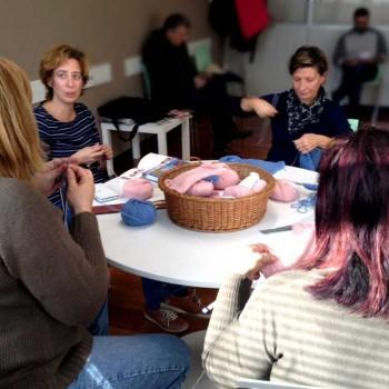 Knitting con Fabula Onlus