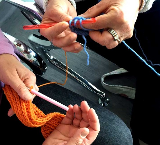 lavoro a maglia ospedale Biella