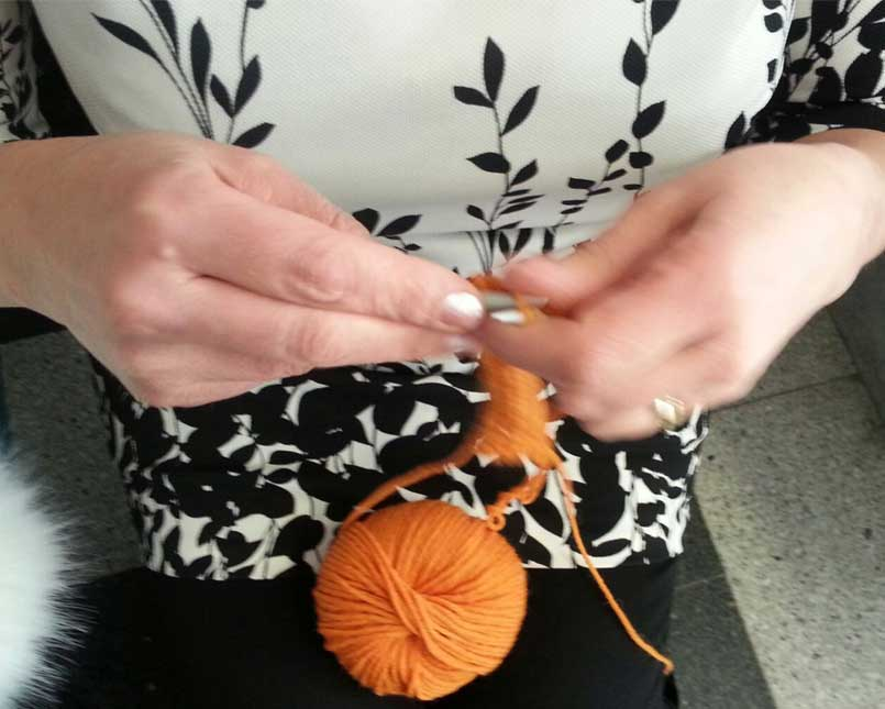 Knitting Therapy Molinette