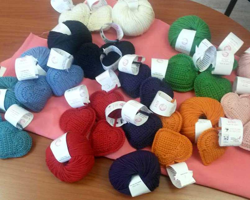 Knitting Therapy Crema