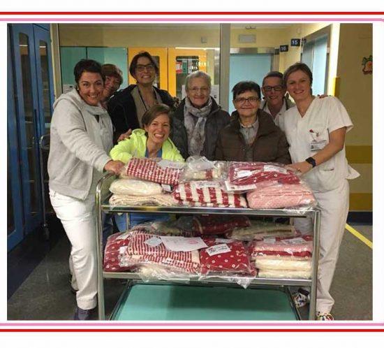 Dono solidale Enco Ematologia Pediatrica Padova
