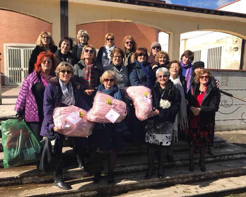 Festa della donna C.R.T. CILENTO