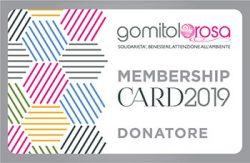 Card Donatore