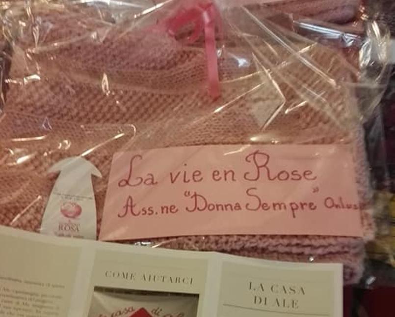 knitting therapy - La vie en rose - Crema