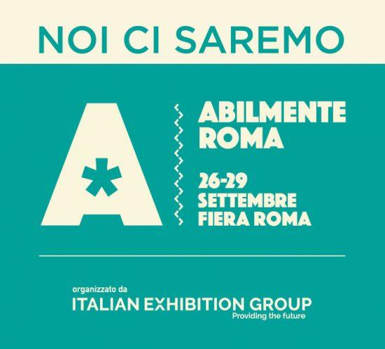 Abilmente Roma - 26-29 settembre 2019