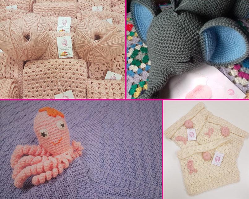 Progetti di maglia solidale