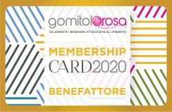 G.rosa Card Benefattore