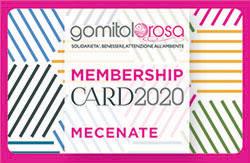 G.rosa Card Mecenate
