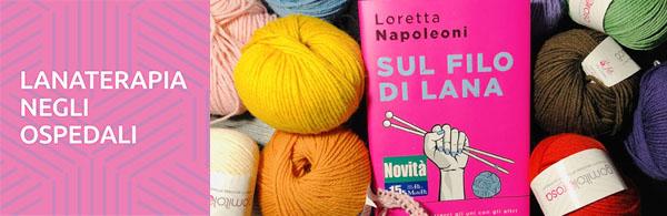 Lanaterapia - Sul filo di lana