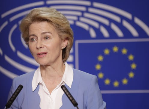 Ursula Von der Leyen (2)