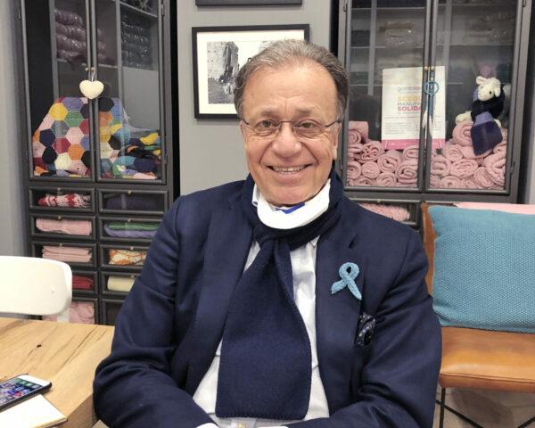Dott. Costa lotta al tumore ovarico