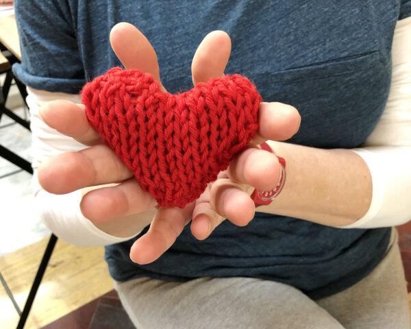 g.rosa cuore rosso